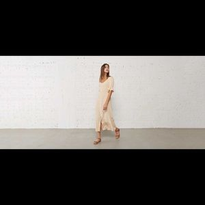 Christy Dawn Lennon dress in butterscotch
